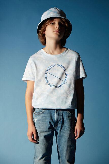 T-Shirt Jersey Imprimé Garçon - Ydriss