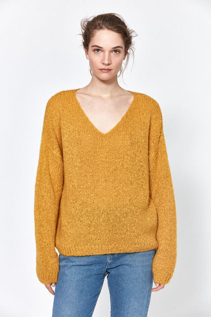 Pull Coupe Ample Femme - Molly