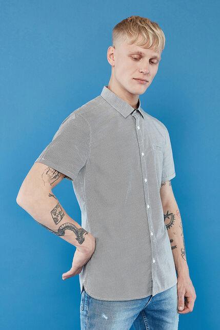 Chemise Slim manches courtes Homme - Cut