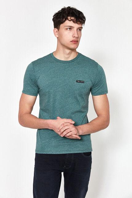 T-Shirt Chiné col rond Homme - Nark