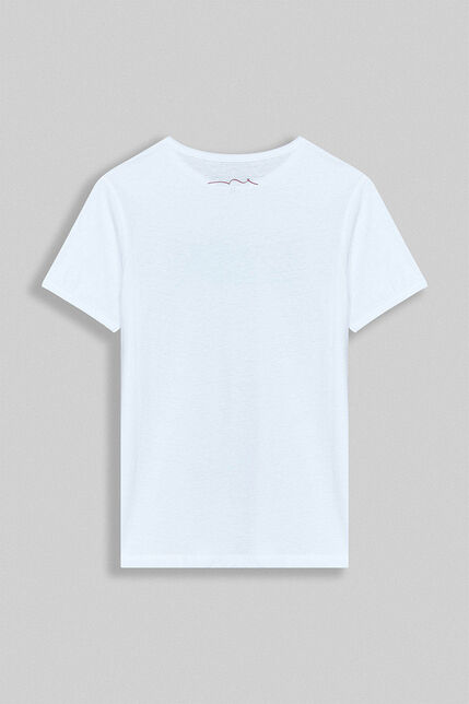 T-Shirt Logo Reflected Garçon - Vany