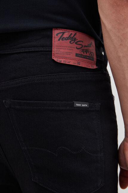FLASH jean skinny, NOIR, large