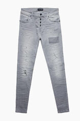 AUSTIN SKINNY, GREY DESTROY, large