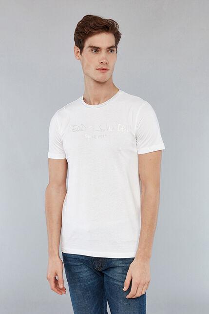 T-Shirt Col Rond 100% Coton Homme - Ticlass Swiss