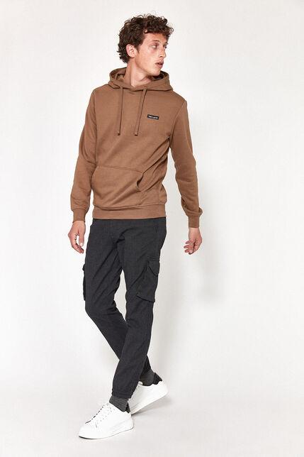 Pantalon Tissu Tweed Homme - Battle Coton Tweed