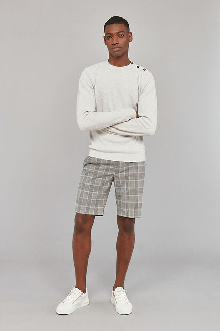 Short Tissu Coupe Chino Homme - Spike