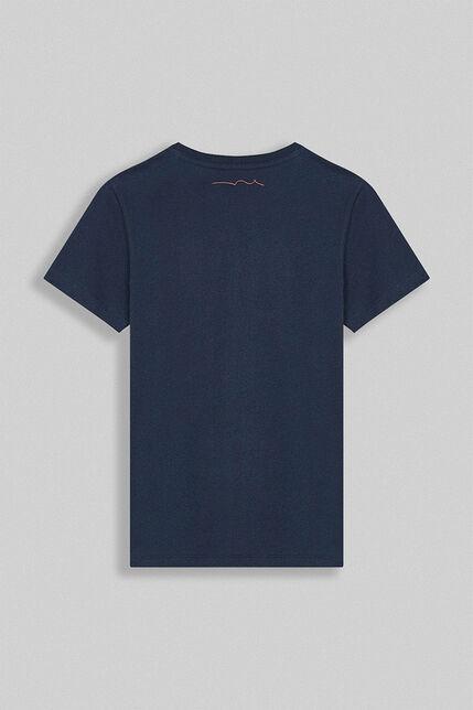 T-Shirt Manches Courtes Garçon - Moby