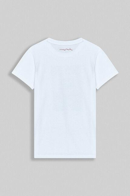 T-Shirt Col Rond Garçon - Greg