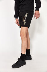 S-MICKAEL FRENCH TERRY, NOIR GOLD, large