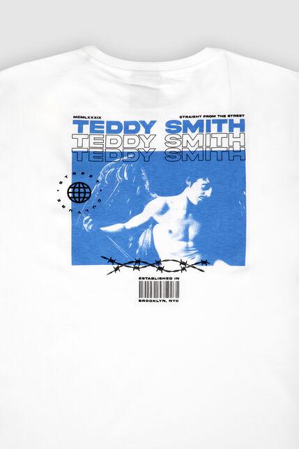 Tee-shirt GARCON Manches Courtes - Pedro