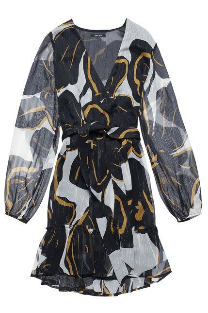 Robe Fluide Imprimé Femme - Lanaya