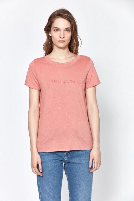 T-shirt manches courtes Femme - Ticia