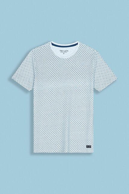 T-Shirt Jersey Manches Courtes Homme - Virgil