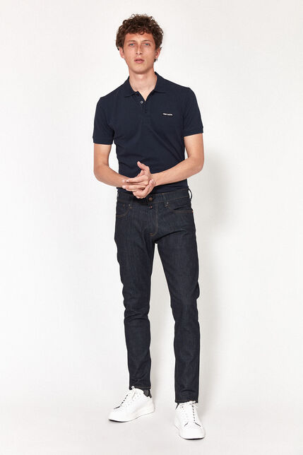 Jeans Coupe Tapered Homme - Kurt Skinny