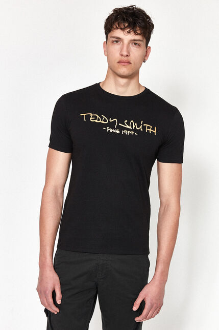 T-Shirt Col Rond 100% Coton Homme - Ticlass