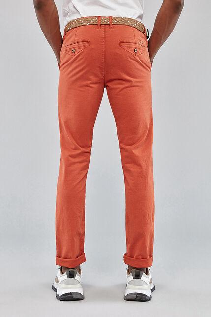 Pantalon Chino Slim Homme - Pallas Drill