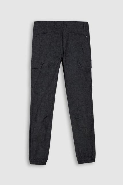 Pantalon Cargo Garçon - Battle Tweed