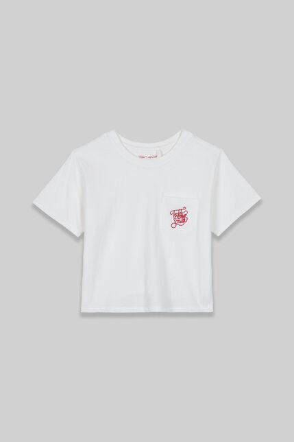 HAZEL tee shirt manches courtes