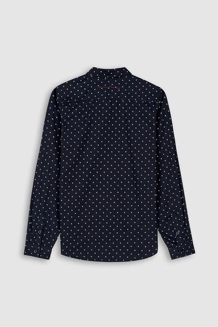 Chemise 100% Coton avec Motifs Garçon - Tani