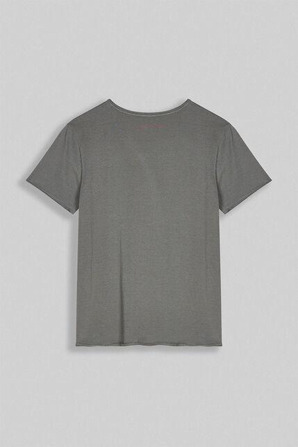T-Shirt Col V Homme - Ago