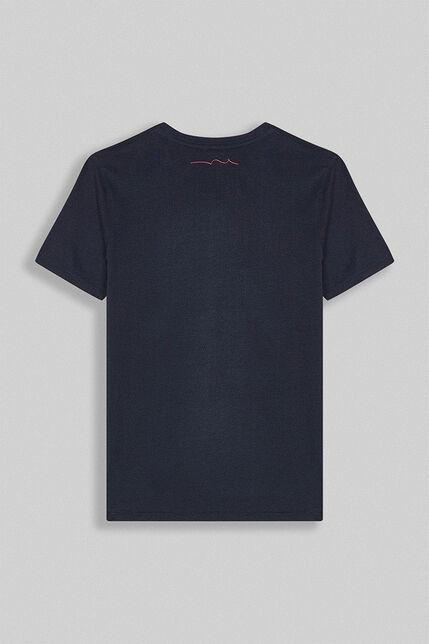 T-Shirt Inscription Relief Garçon - Tclap