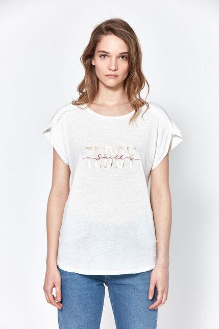 T-shirt Fluide Femme - Tiba