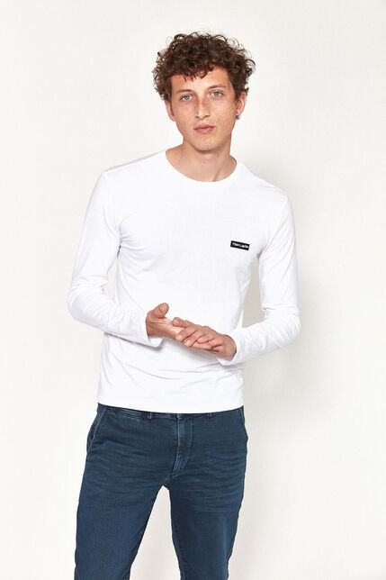 T-Shirt Manches Longues Homme - Narky