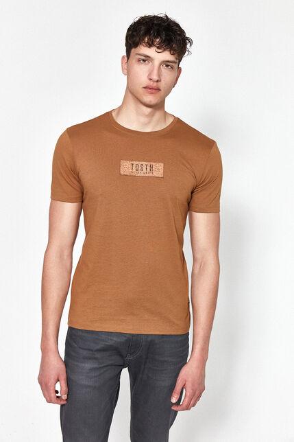 T-Shirt 100% Coton Oeko-Tex Homme - Nikola