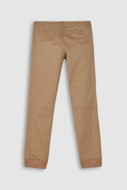 Pantalon Jogg en Toile Garçon - Marcus
