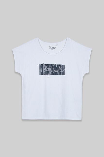 CLORI tee shirt manches courtes
