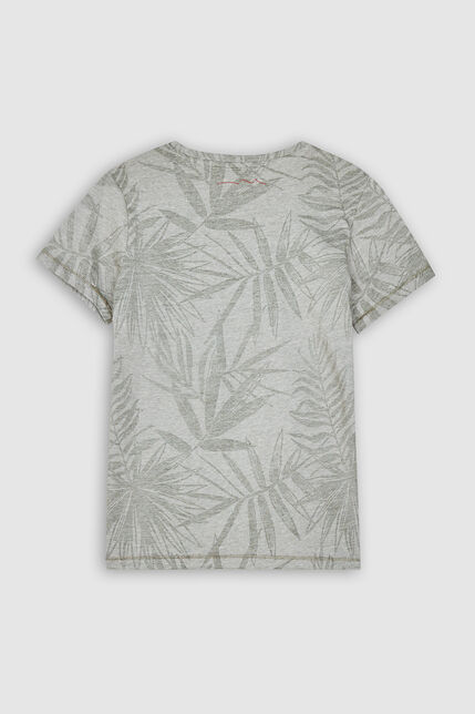 T-Shirt Imprimé Poitrine Garçon - Otys