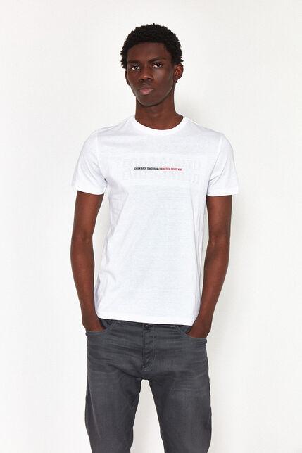 T-Shirt col rond Jersey Homme - Gordon