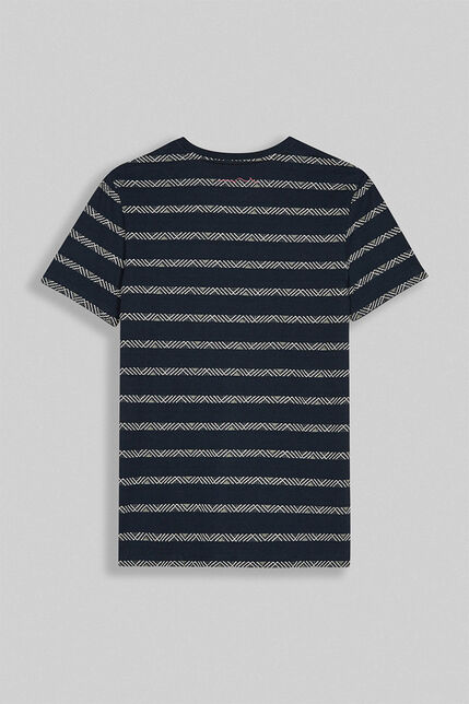 T-Shirt Rayures Homme - Roy