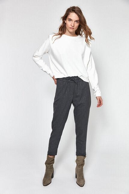 Pantalon Froncé Femme - Teddy Joggy