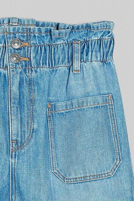 JeanTaille Elastique Fille - Emy Pocket