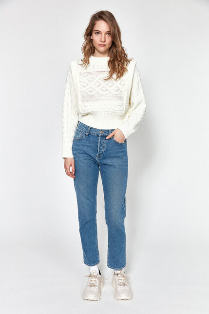 Jeans Coupe Droite femme - Ginger