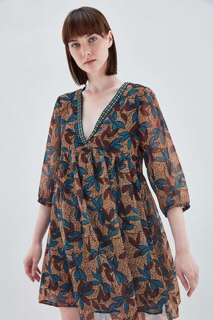 ROMANA robe imprimée