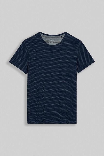 T-shirt Tissu Structuré Homme - James