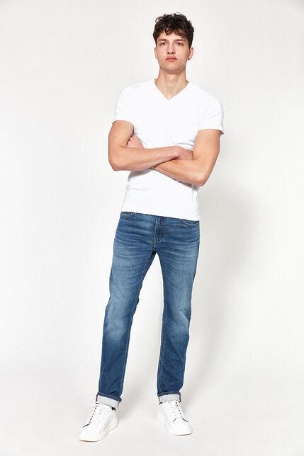 Jeans Confort Slim Homme - Reeple Rock
