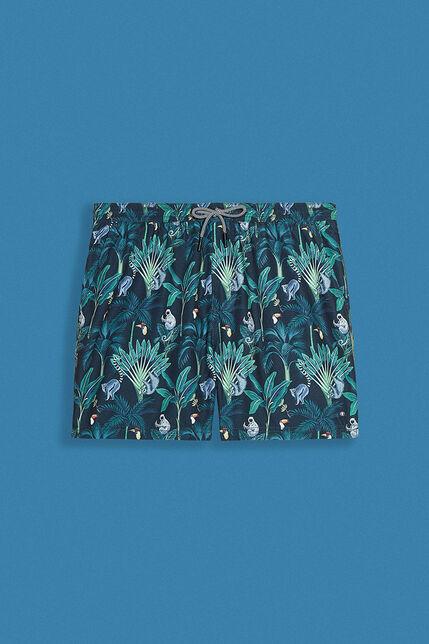 Maillot de Bain Imprimé Tropical Homme - Garis