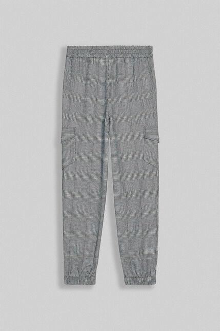 Pantalon Cargo Taille Élastique Fille - Teddy Jog Battle 2
