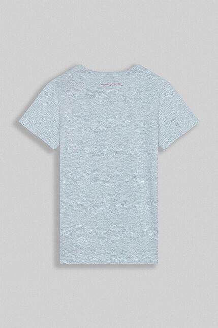 T-Shirt 100% Coton Garçon - Skull